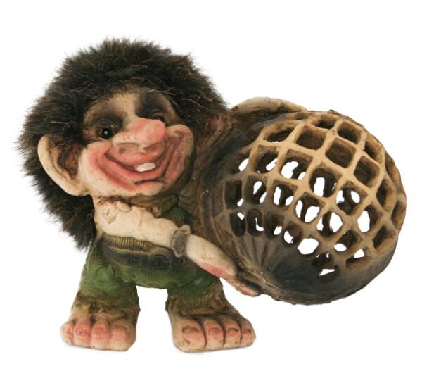 Image of Troll, Nordkapp, (Troll # 159)