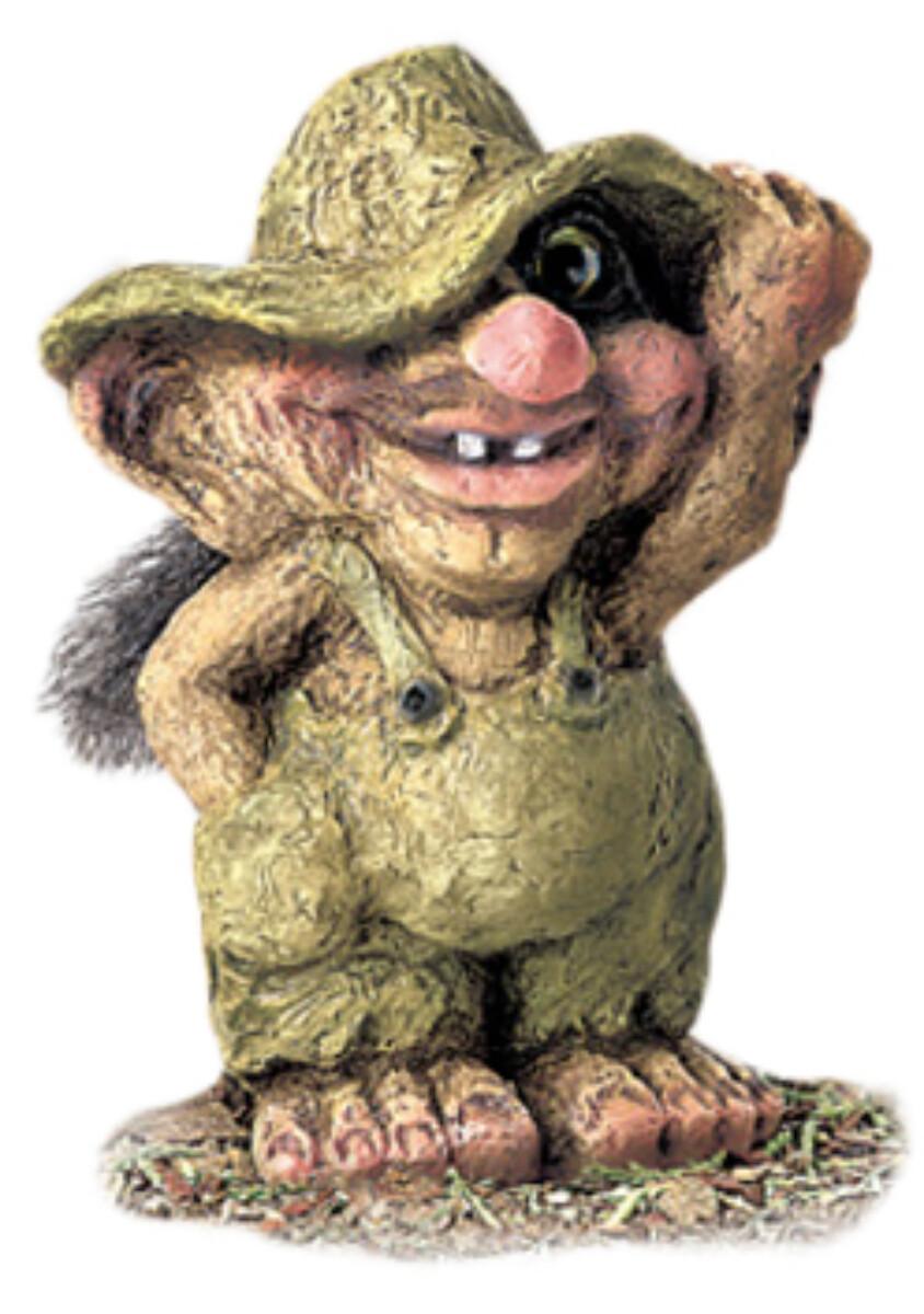 Trollboy  w/hat (Troll # 264)