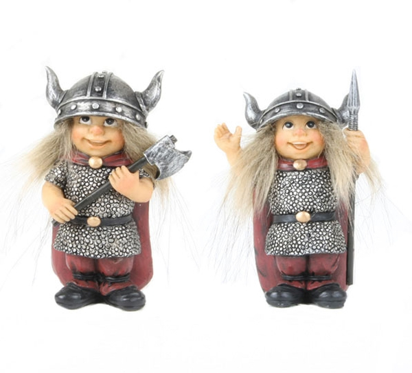 Image of Viking children, set of 2
