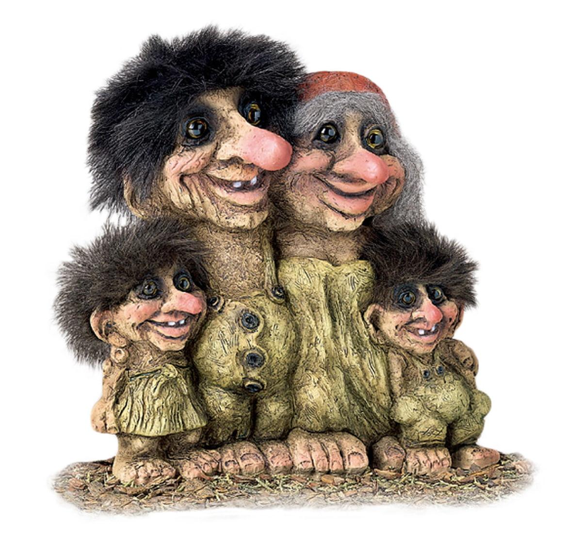 Trollfamily (Troll # 268)