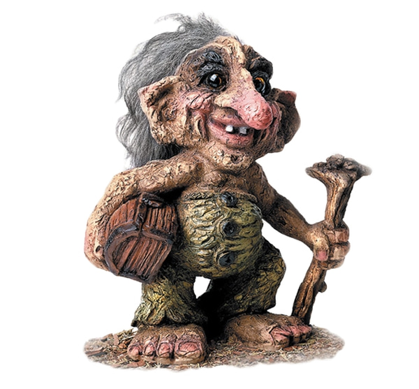 Image of Troll, Traveller (Troll # 274)