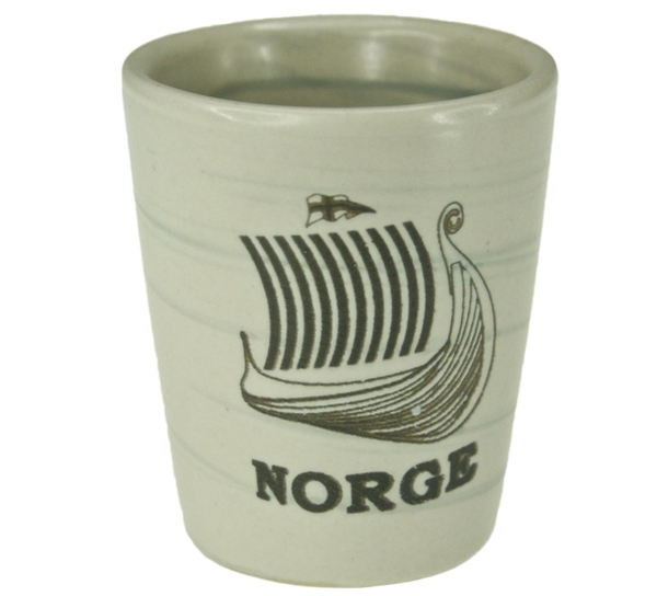Image of Shotglas, Vikingship