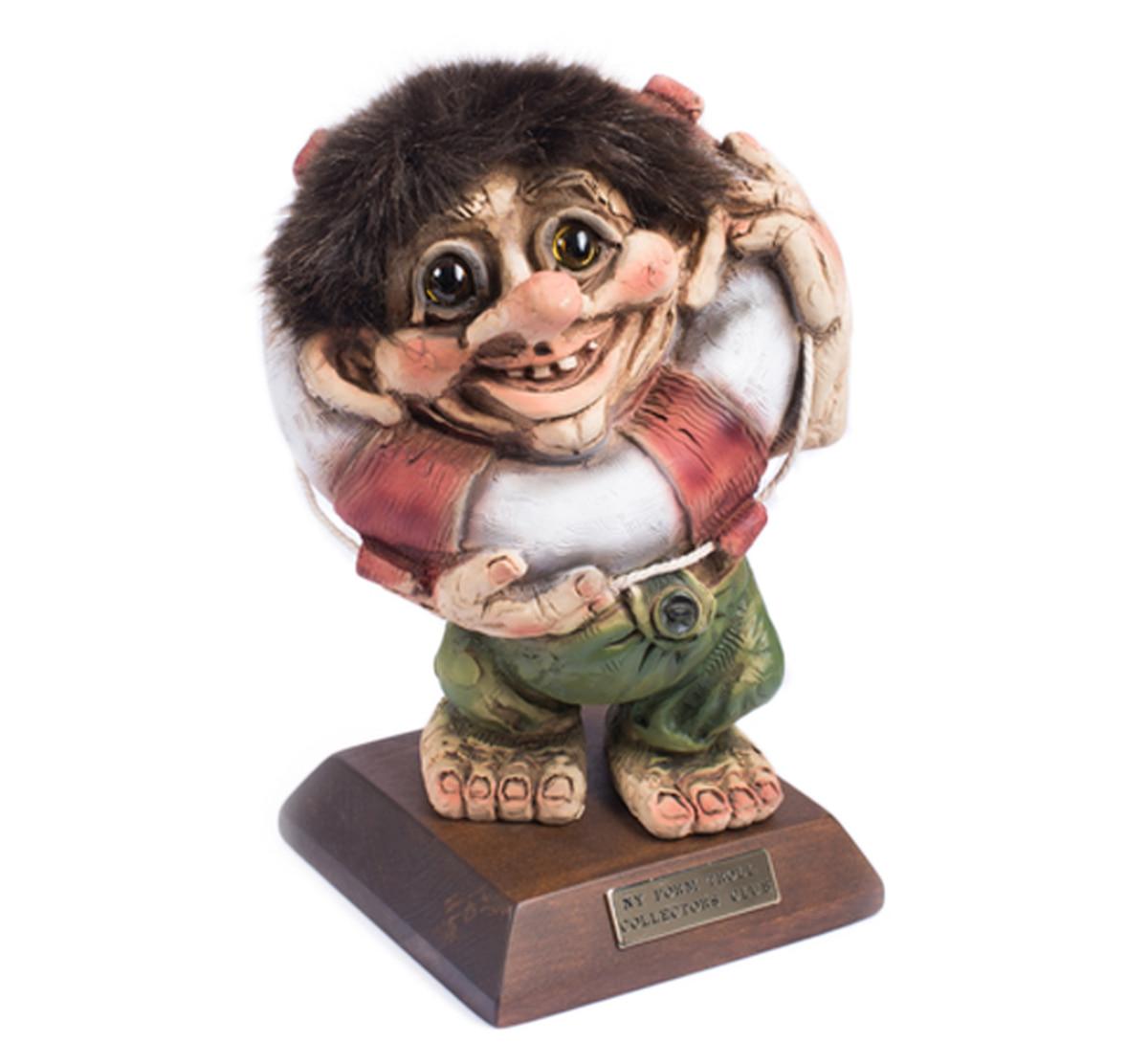 Club troll 2017, Limited edition 2017 (Troll # 520)