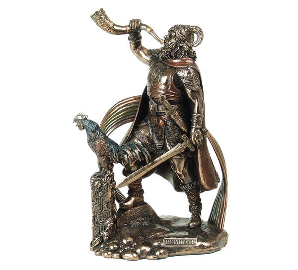 Image of Norse God, 'Heimdall'