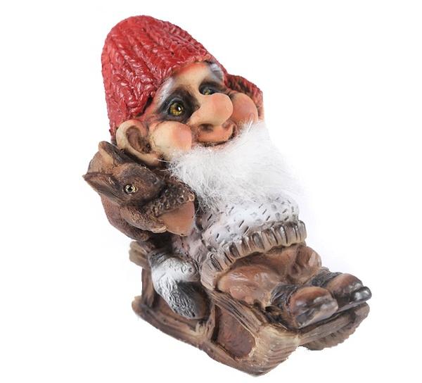 Image of Ny Form Santa with sledge
