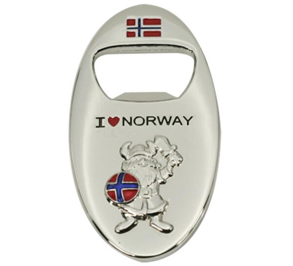 Image of Magnet, bottleopener, viking