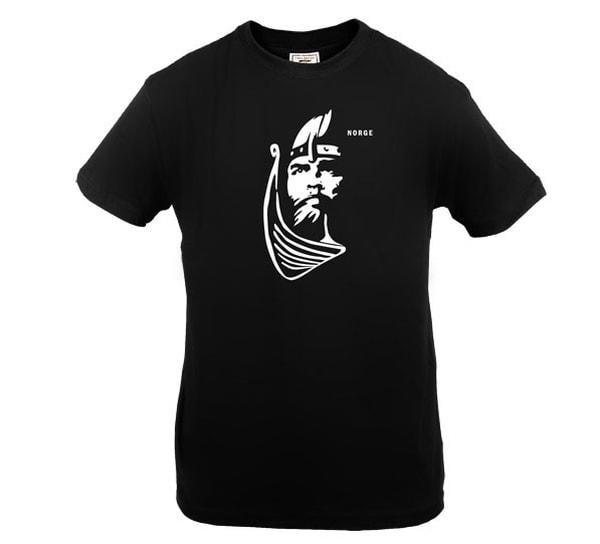 Image of T-Shirt Viking, black