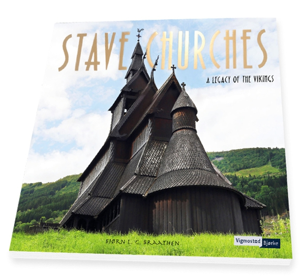 Image of Stave Churches - A Legacy of the Vikings