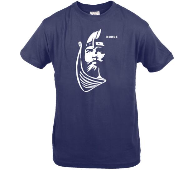 Image of T-Shirt Viking, blue