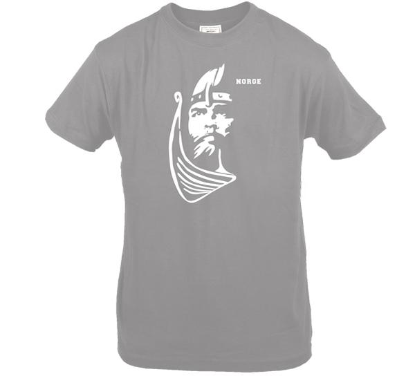 Image of T-Shirt Viking, grey