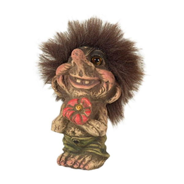 Image of Troll flower boy (Troll # 187)
