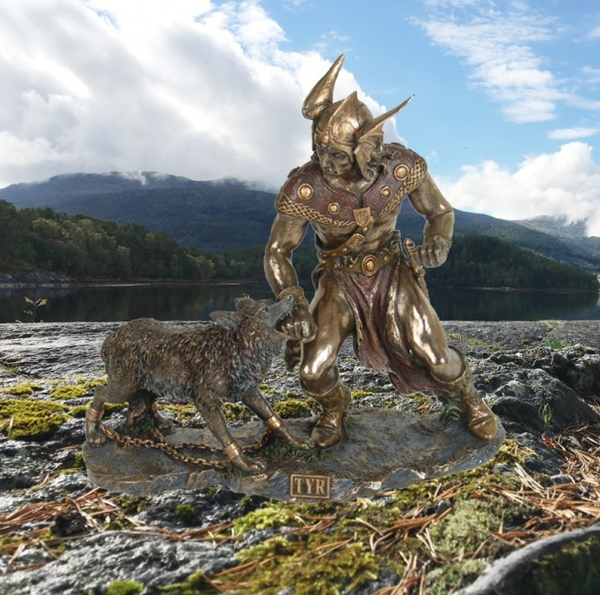 Image of Norse God, 'Tyr'