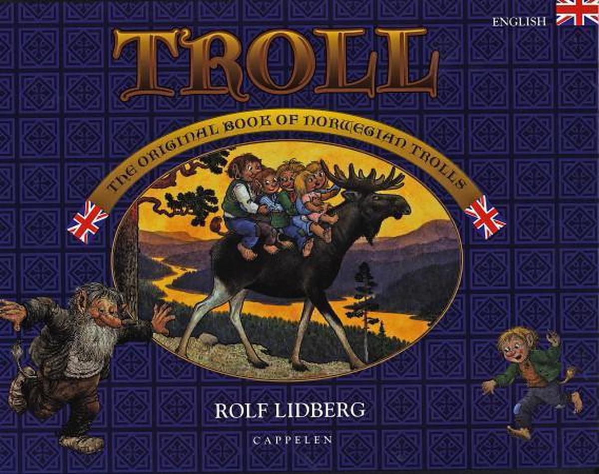 Troll by Rolf Lidberg