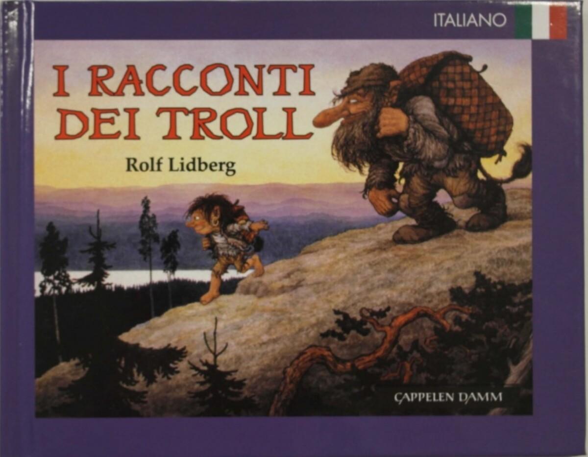 Trollhistorier (mini bok)