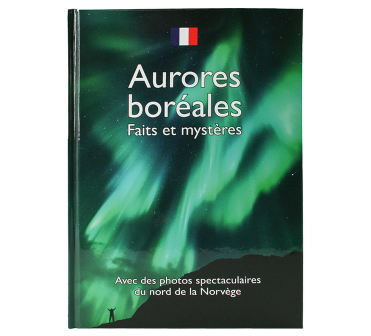 Book, Northern Lights - Mystery and facts