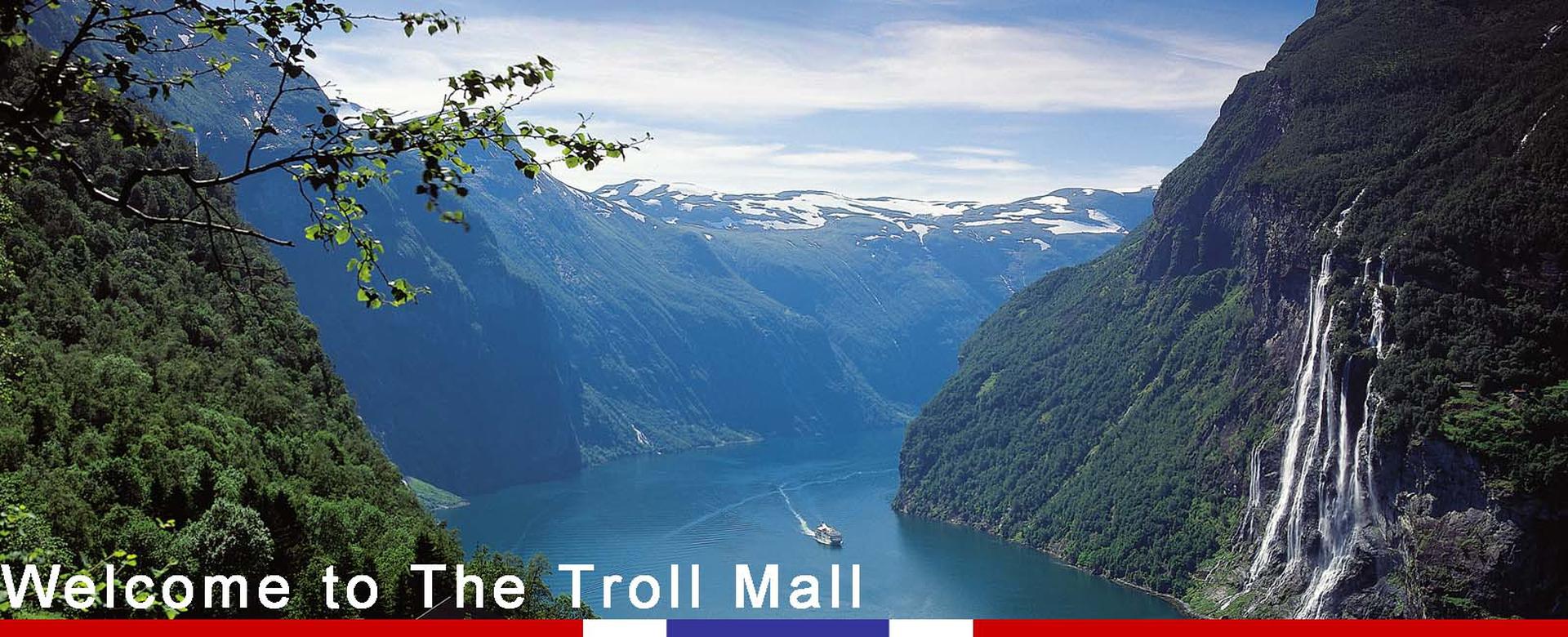 The troll mall