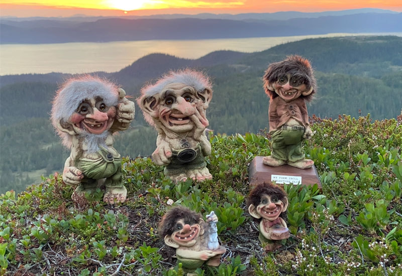Ny Form Troll - New releases