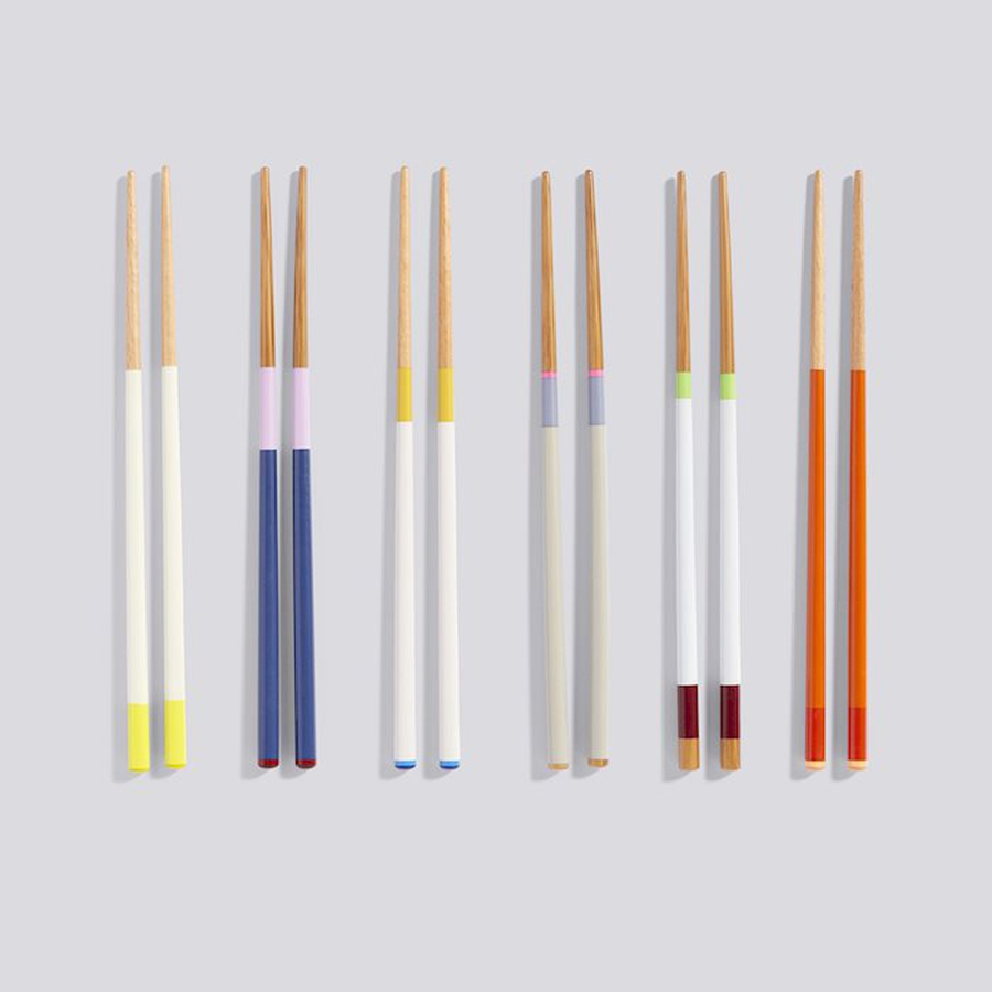HAY - Colour Sticks - 6 sett