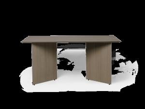Bilde av Ferm Living - Mingle Table Top - Dark Veneer