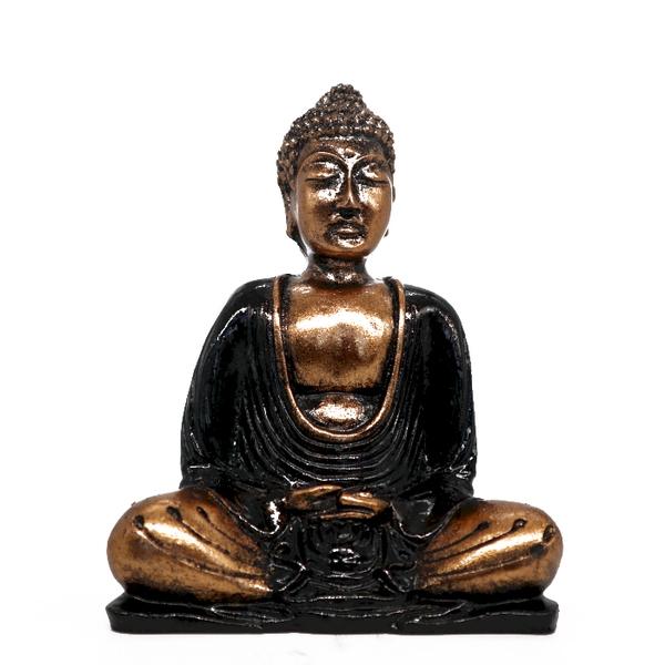 Bilde av Sort & Gull Buddha