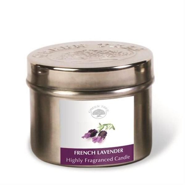 Bilde av Lavendel Duftlys i Tinnboks