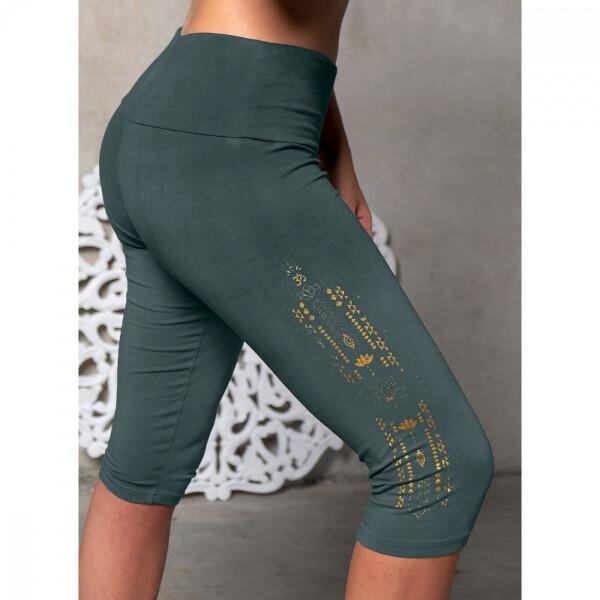Bilde av Yoga Leggings Smaragd
