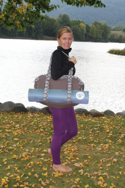 Bilde av Yogabag m straps