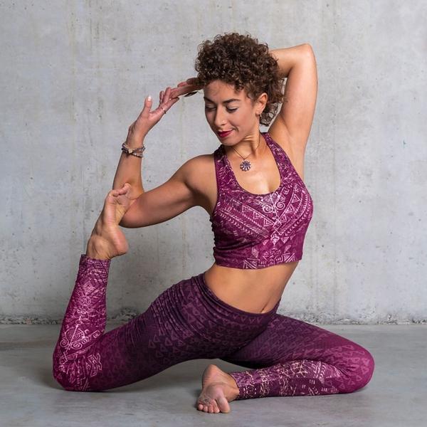 Bilde av Yoga Leggings Buddhi Lang