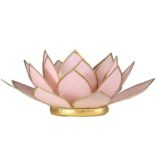 Bilde av Lotus Telysholder Pastell