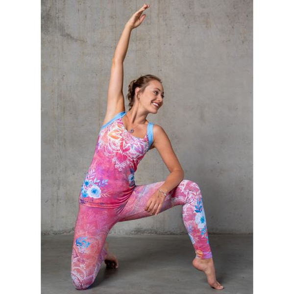 Bilde av Yoga Top Bravery Pink