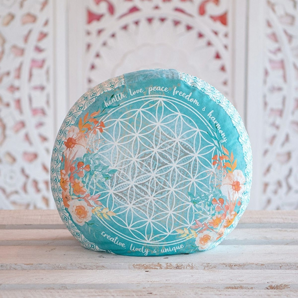 Bilde av Stor Meditasjonspute Jade med
