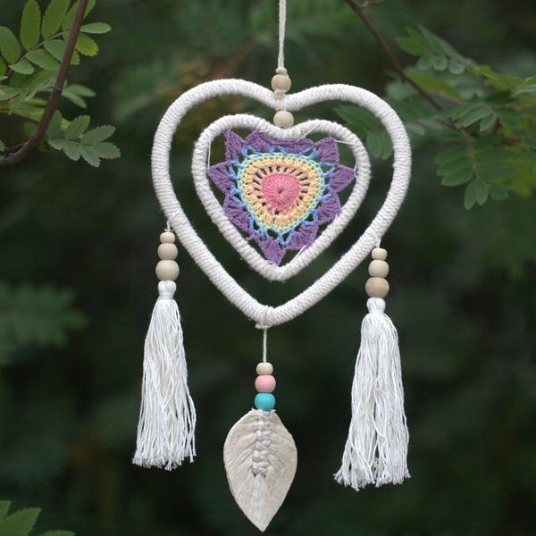 Bilde av Drømmefanger Multi Heart in