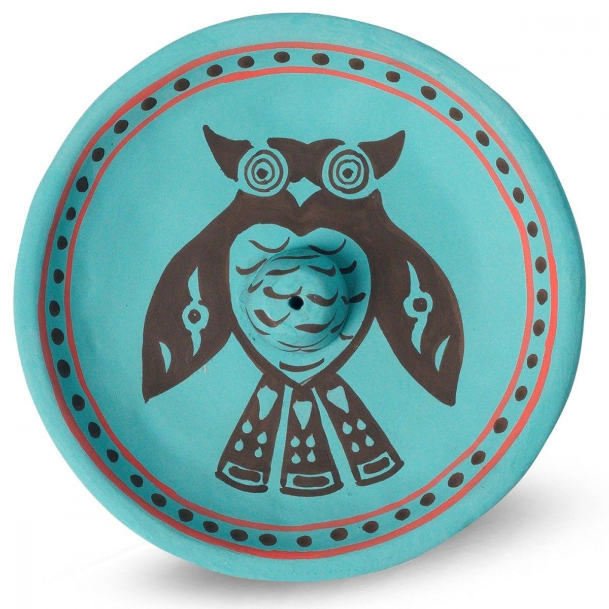 Native Soul Ugle Røkelseholder