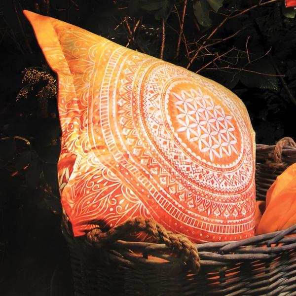Bilde av Putetrekk Sunrise Orange