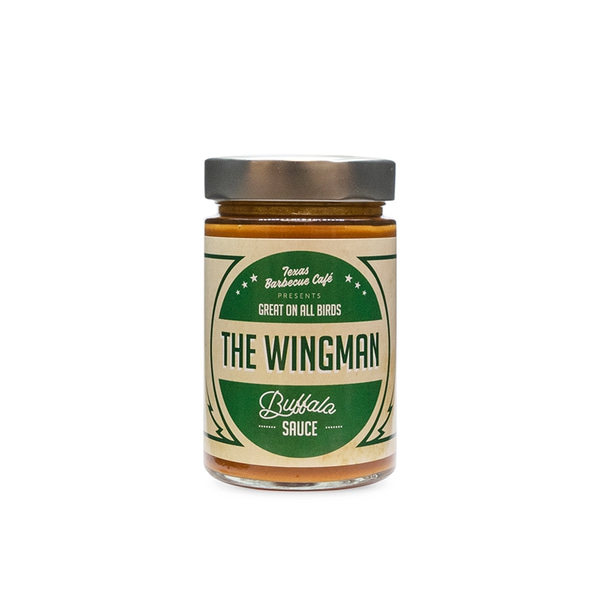 The Wingman Buffalo sauce
