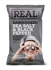 Bilde av Sea salt & Black pepper