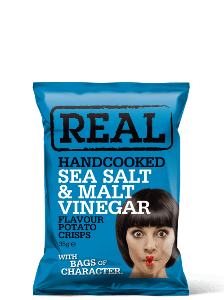 Bilde av Sea salt & Malt vinegar