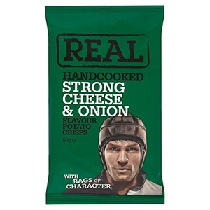 Bilde av Strong cheese & onion