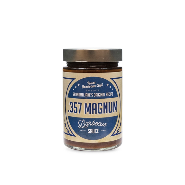 .357 Magnum BBQ sauce