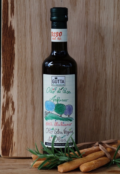 Guttas Olivenolje