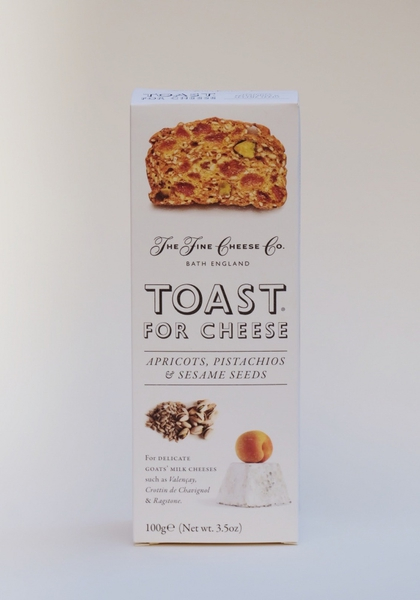 Fine cheese toast m/ Aprikos