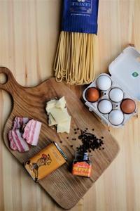 Bilde av Pasta carbonara