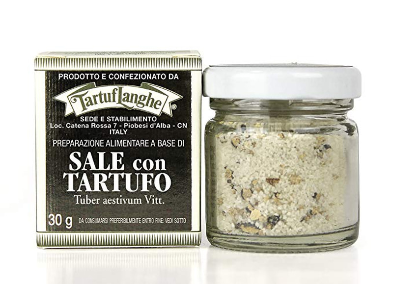 Salt med sommertrøffel