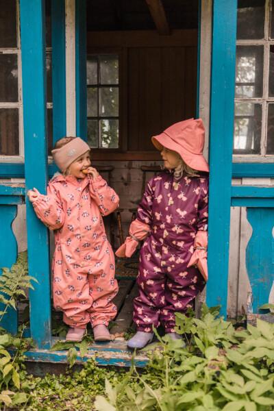 Bilde av KATTNAKKEN - VINTER-REGNDRESS INSEKT ROSE