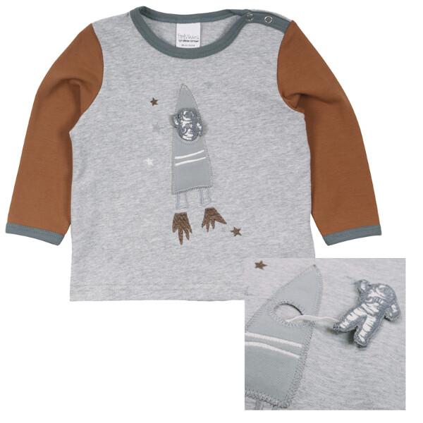 Bilde av Fred's World - Genser Baby Astronaut Grå