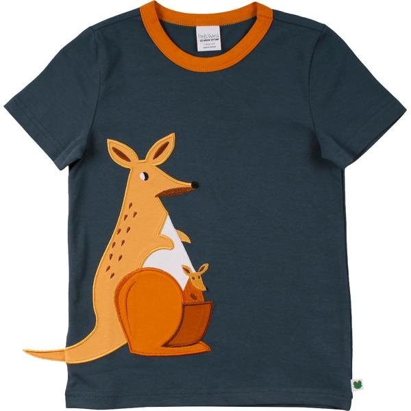 Bilde av Fred's World - T-skjorte Kenguru Mørkeblå