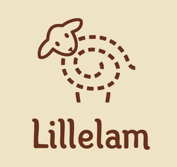 Bilde av LILLELAM - SOMMERJAKKE ULL MELLOMBLÅ
