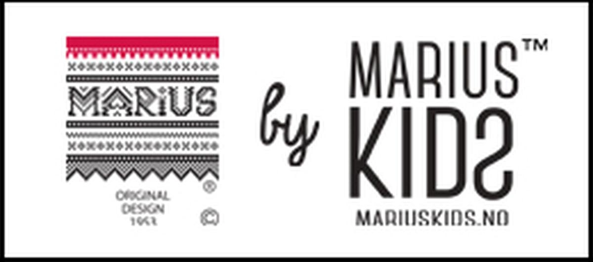 MARIUS KIDS - MARIUS ULLTRØYE NAVY
