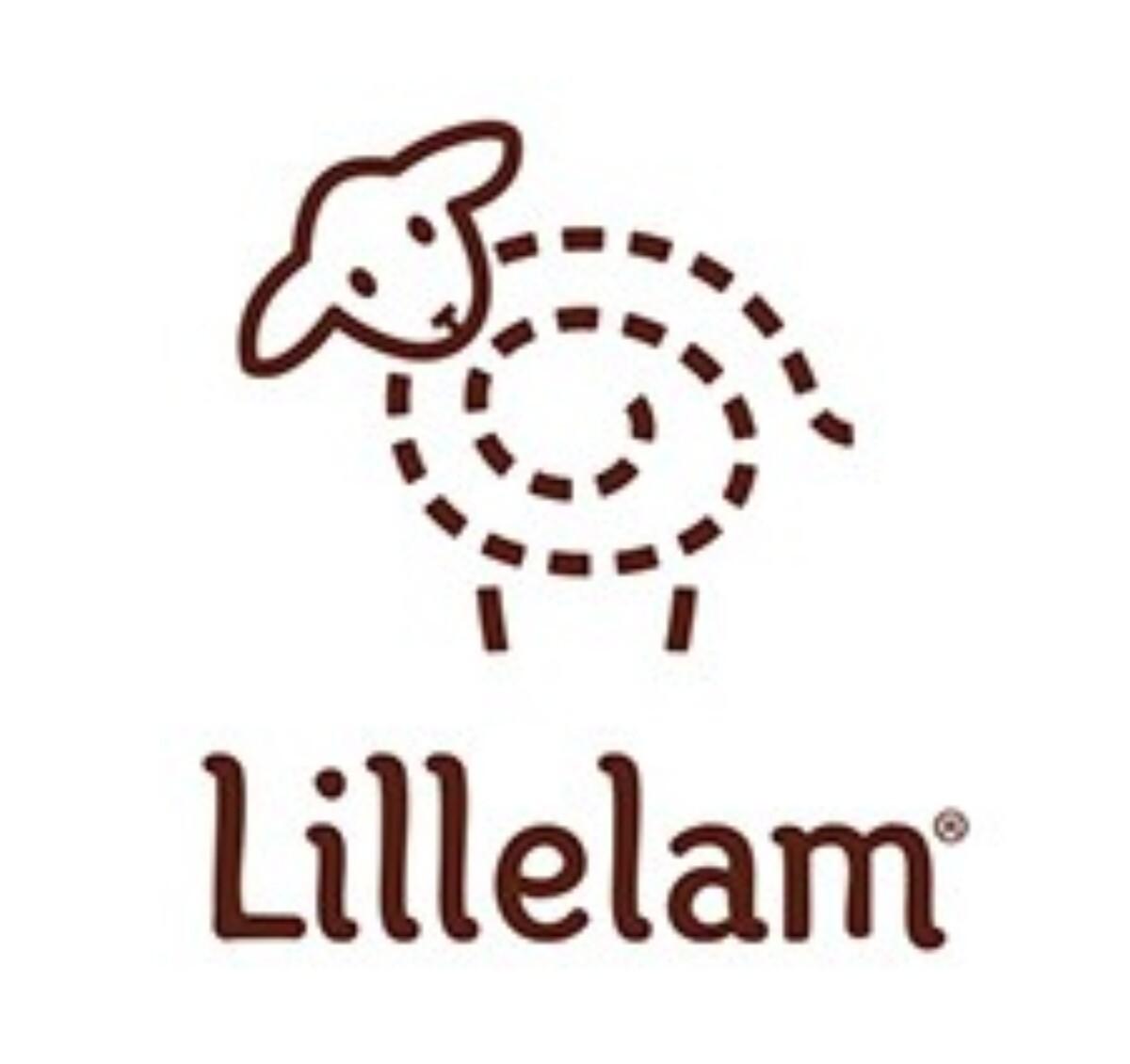 LILLELAM - HELDRESS TYNN ULL ROSA