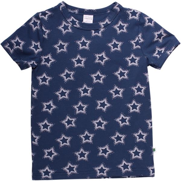 Bilde av Fred's World - T-skjorte Stjerner Navy